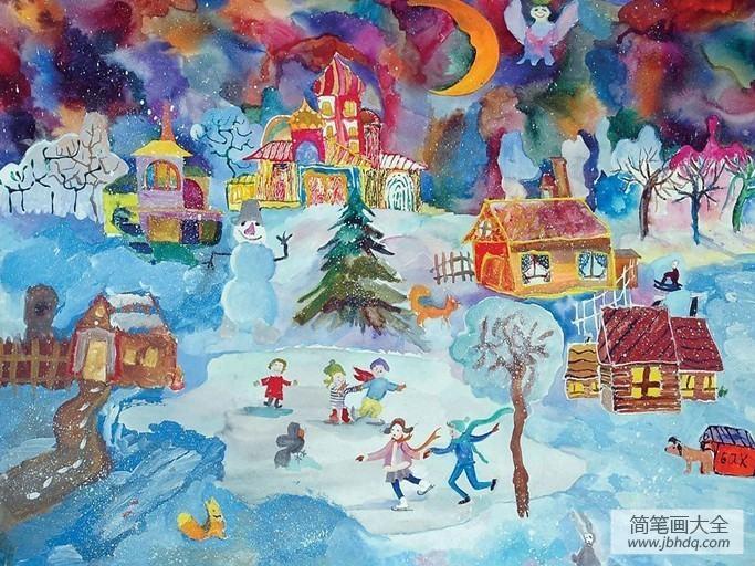 圣诞节平安夜