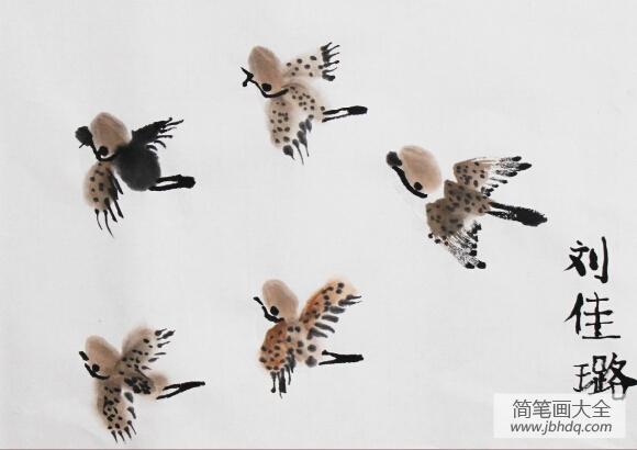 小鸟飞呀飞