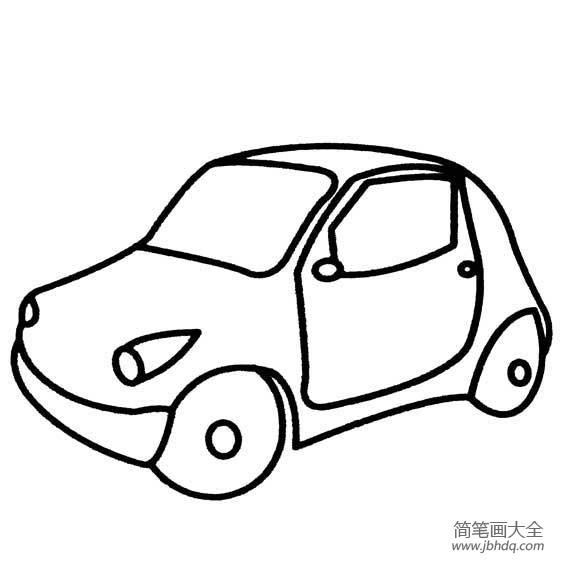 [如何教小宝宝说话]教小宝宝学画小汽车