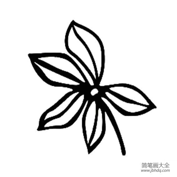 【各种形状的鱼简笔画】各种形状树叶的简笔画