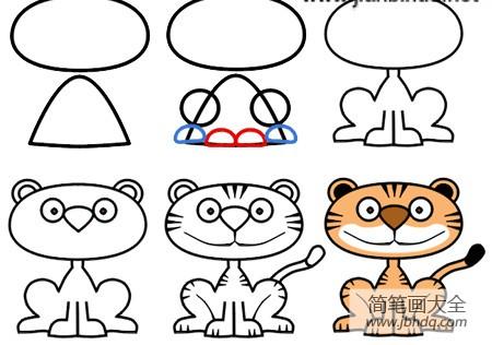 脸谱简笔画 绘画_如何教小孩绘画简笔画