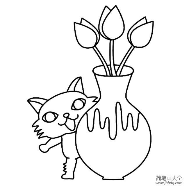 【生日画画图片大全简笔画】儿童画画大全简笔画花,幼儿画画大全简笔画
