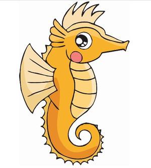 海底动物简笔画图片大全彩色 彩色动物简笔画大全,小学生动物简笔画大全