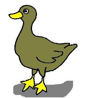 可爱卡通小动物简笔画 卡通小动物简笔画图片