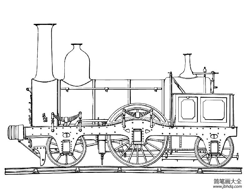 蒸汽火车原理|蒸汽火车