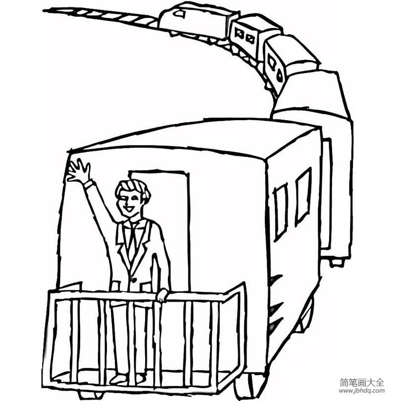 货运火车有多少节车厢_货运火车车厢