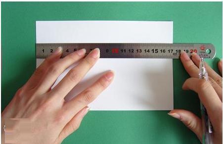 [小手工制作过程]手工制作小清新新年贺卡!
