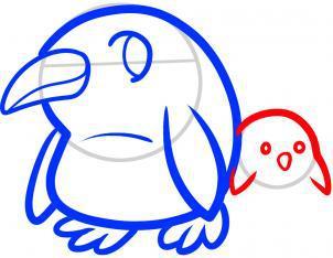 企鹅画画教程