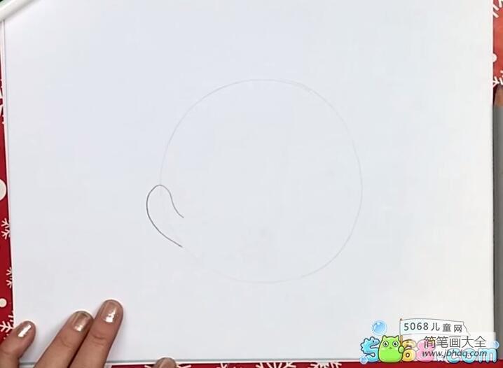 古怪的硬币_古怪的饼干少儿学画彩铅画教程