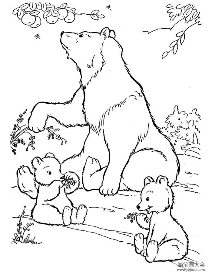 熊猫tv被王思聪卖了|熊妈妈照顾两只小熊
