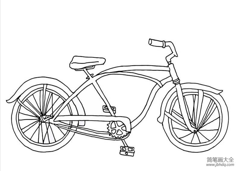[超酷的图片]超酷的巡洋舰自行车