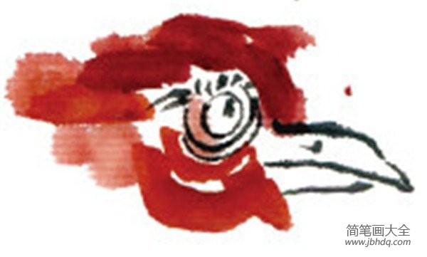 国画与西方绘画有什么不同|国画母鸡的绘画教程
