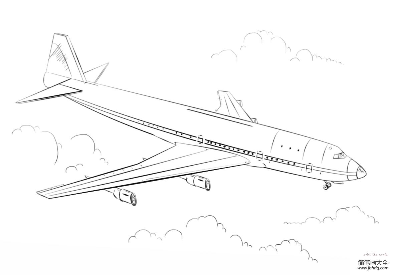 【大型客机坐多少人】大型客机