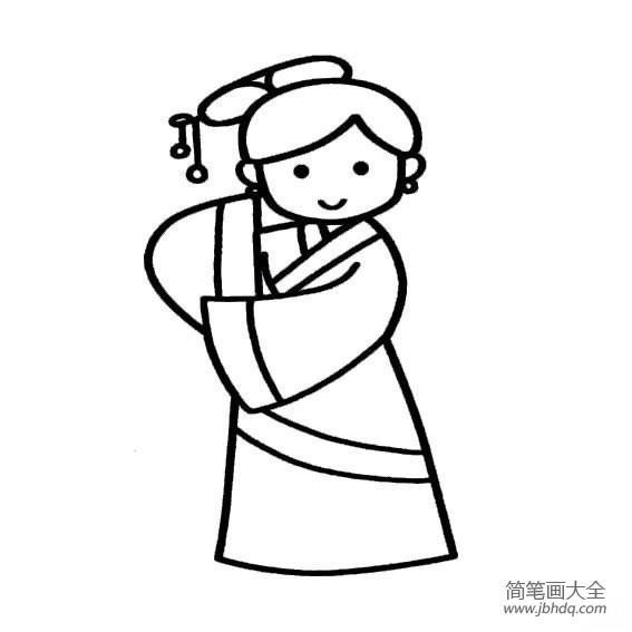 可爱的韩文字体下载_可爱的汉族少女