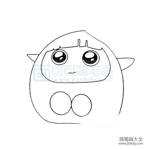 【果宝特攻简笔画】儿童卡通人物简笔画果宝特攻