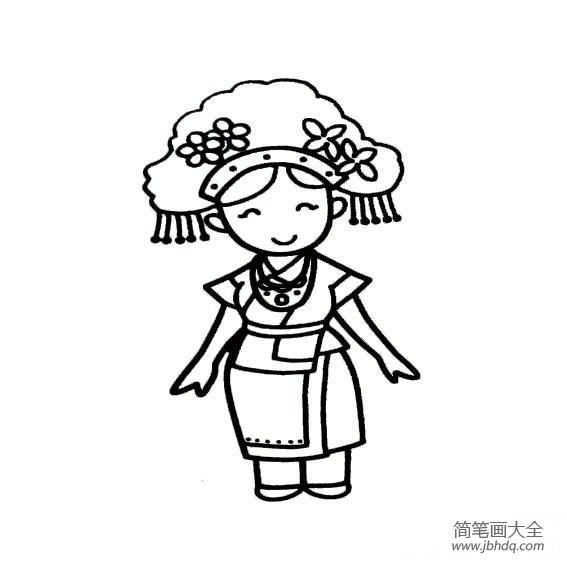 【高山族的传统节日是什么】高山族女孩