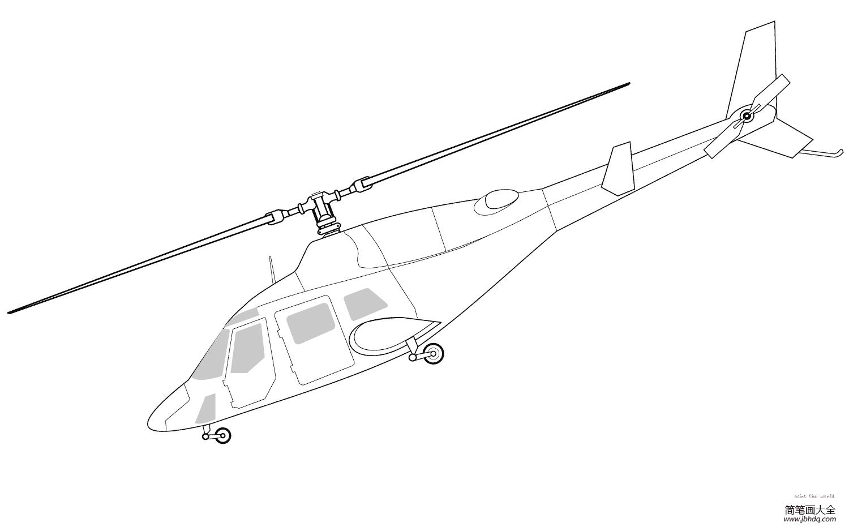 贝尔222直升机