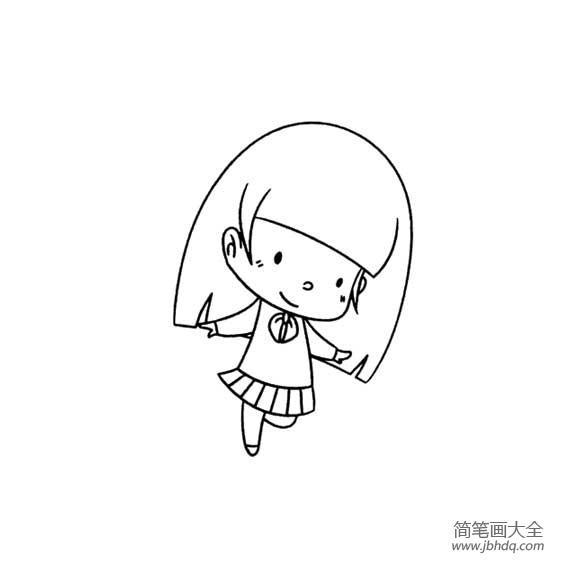 欢乐的小品_欢乐的小女孩