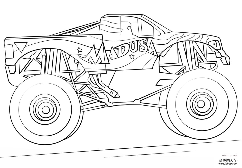 梅杜莎家具|梅杜莎怪物卡车