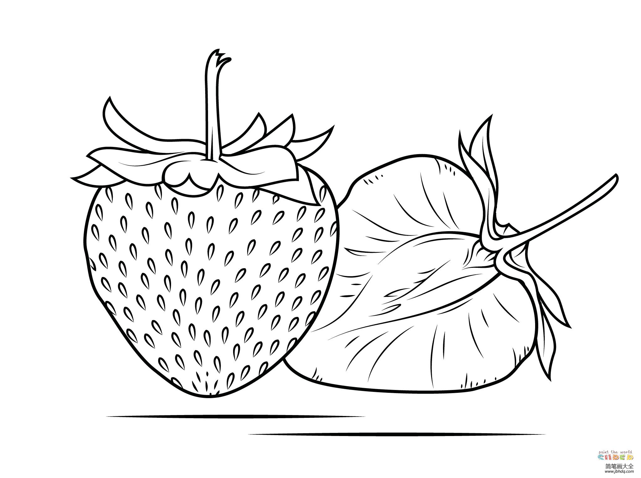 [草莓的切面怎么用]草莓的切面怎么画