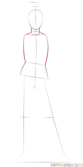 如何画游戏人物科拉