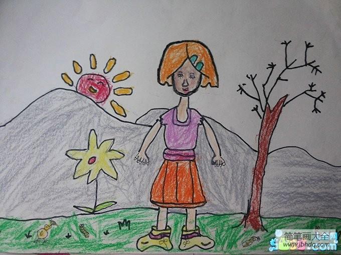 三八妇女节的来历简介|三八妇女节的儿童画-妈妈爱大自然
