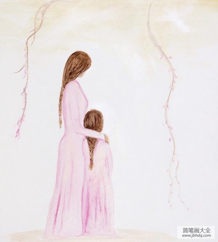 美好的时光电视剧_美好的时光三八妇女节绘画作品欣赏