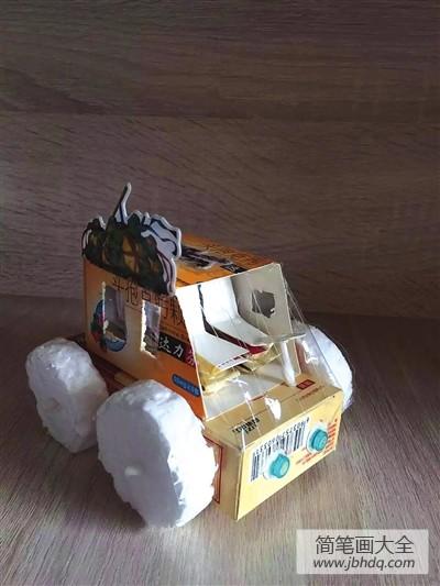 [用药盒制作房子]药盒制作汽车
