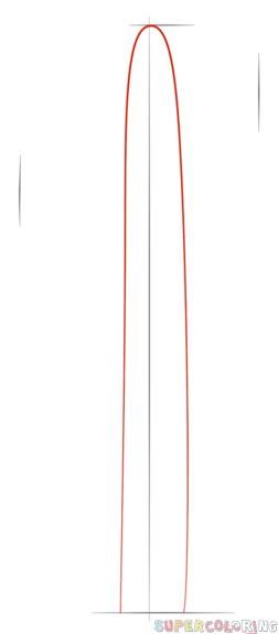 如何画仙人掌